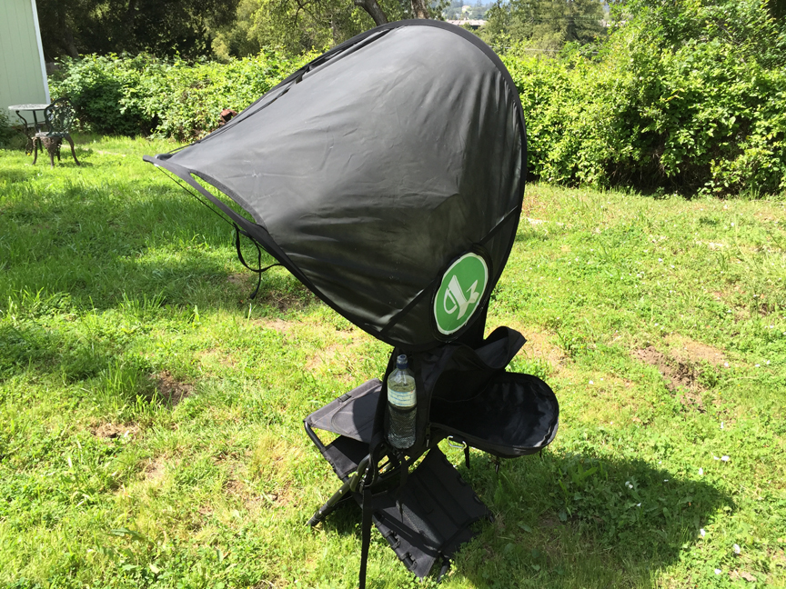 Sun Shade : soccer chair with canopy - memphite.com